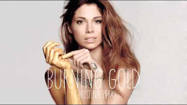 Christina Perri - Burning Gold (Audio)     ♪
