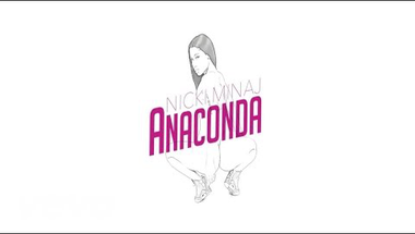 Nicki Minaj - Anaconda (Lyric Video)