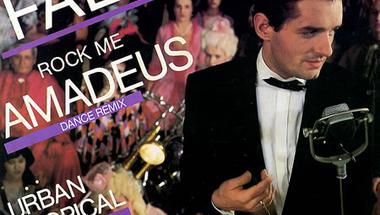 Falco - Rock Me Amadeus    ♪
