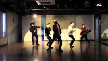 BEAST - 12:30 (Choreography Practice Video)