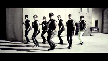 Infinite - Be mine (Dance Ver.)