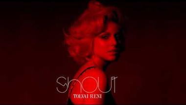 Tolvai Reni - Shout (Audio)     ♪