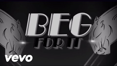 Iggy Azalea ft. MØ - Beg For It (Lyric Video)