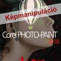 Könyvismertető: Corel PHOTO-PAINT 2018 - Képmanipuláció e-book
