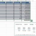 Excel: Összegzés táblázatban