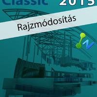 Ajánljuk: ZWCAD Classic 2015 - Rajzmódosítás (angol változat) e-book