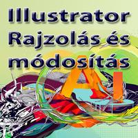 Illustrator CC - Rajzolás és módosítás (magyar változat)