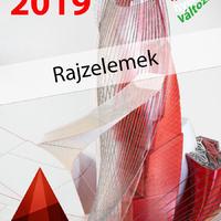AutoCAD LT 2019 - Rajzelemek (magyar változat) e-book