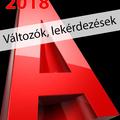 Ajánljuk: AutoCAD 2018 - Változók, lekérdezések (magyar változat) e-book