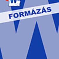 Word 2016 - Formázás (angol változat) e-book