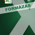 Ajánljuk: Excel 2019 - Formázás (magyar változat) e-book
