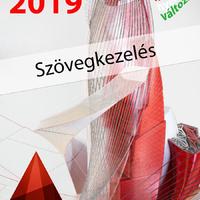 Ajánljuk: AutoCAD LT 2019 - Szövegkezelés (magyar változat) e-book