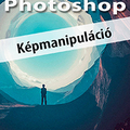 Photoshop CC 2017 - Képmanipuláció (angol változat) e-book
