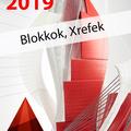 Ajánljuk: AutoCAD 2019 - Blokkok, Xrefek (angol változat) e-book
