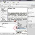 Acrobat X: Szöveg módosítása