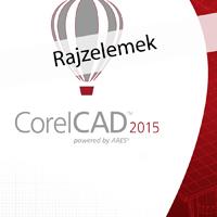 CorelCAD 2015 - Rajzelemek e-book