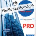 Ajánljuk: TurboCAD LTE Pro 9 - Fóliák, tulajdonságok e-book
