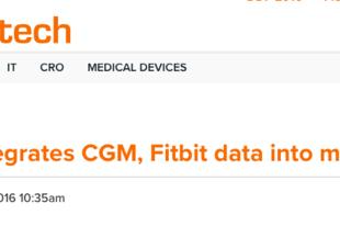 FitBit-tel a jobb vércukorszintért!