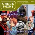 Checkpoint 4x29: 2018 legjobb játékai - kibeszélő