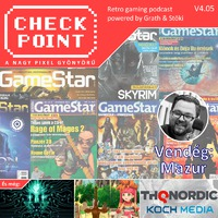 Checkpont 4x05: A Gamestar