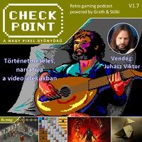 Checkpoint 1x07: Pornóba és játékba tényleg nem kell sztori?