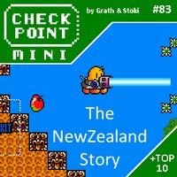 Checkpoint Mini #83: The NewZealand Story (+ a 10 legjobb állatos játék)