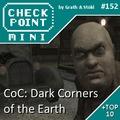 Checkpoint Mini #152 Call of Cthulhu: Dark Corners of the Earth (+ a 10 legjobb videojáték, ami könyvből készült)