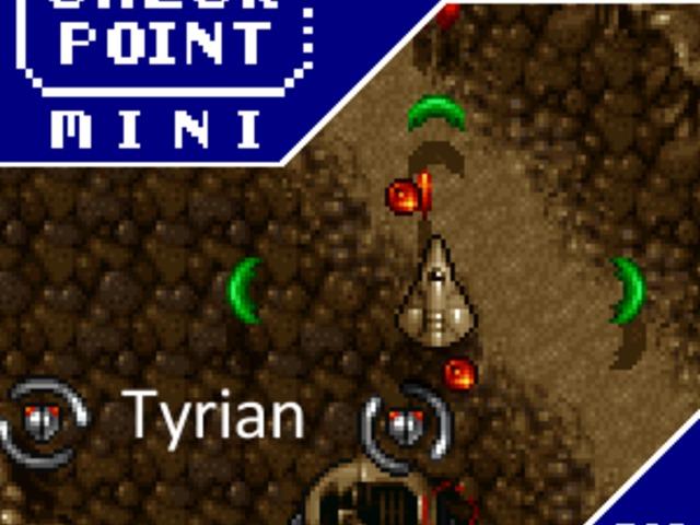 Checkpoint Mini #95: Tyrian (+ a 10 legjobb shoot 'em up játék)