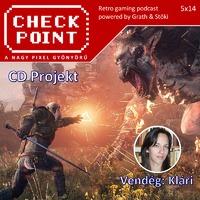 Checkpoint 5x14: CD Projekt