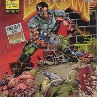 Az 1996-os Doom képregény, amitől leolvad az agyad