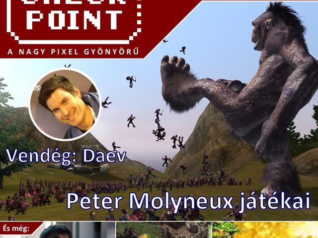 Checkpoint 4x21: Peter Molyneux játékai
