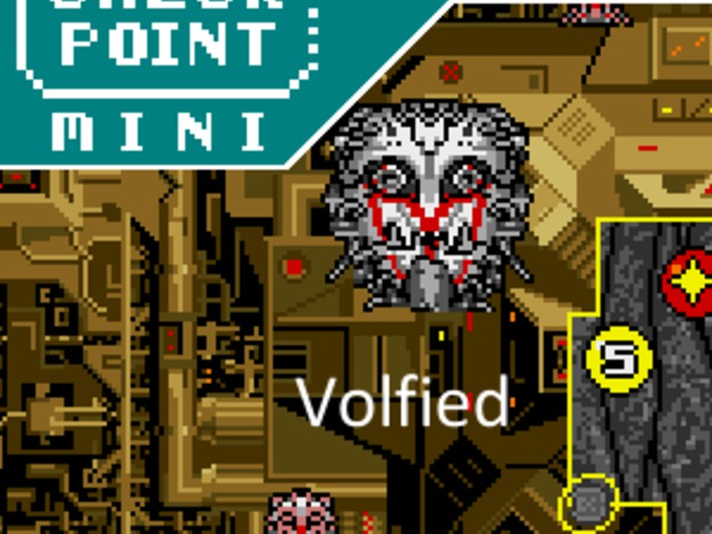 Checkpoint Mini #87: Volfied