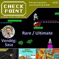Checkpont 4x06: A Rare / Ultimate Play The Game