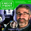 Checkpoint 6x12: Warren Spector