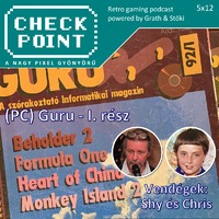 Checkpoint 5x12: (PC) Guru - I. rész