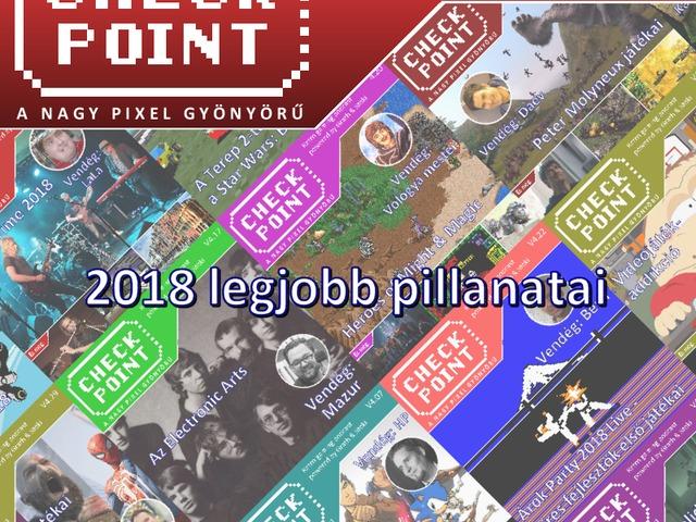 Checkpoint 5x29: 2018 legjobb pillanatai a Checkpointban