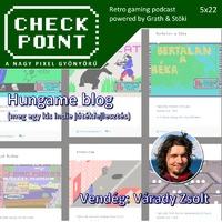 Checkpoint 5x22: Hungame blog (+ egy kis indie)