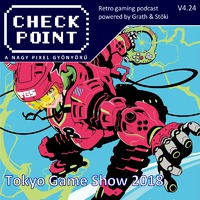 Checkpoint 4x24: Tokyo Game Show 2018