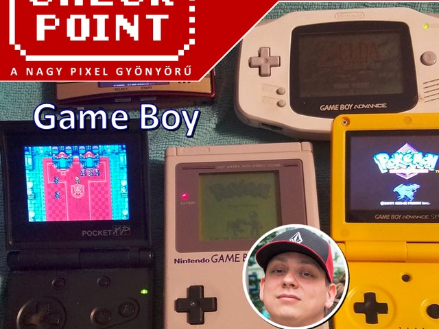 Checkpoint 5x19: Game Boy