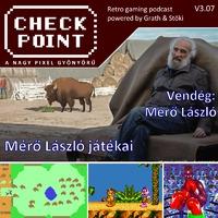 Checkpoint 3x07: Mérő László játékai