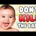 Lehet-e röhögni egy játékon, amiben egy csecsemő akar öngyilkos lenni?
