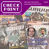 Checkpoint 5x13: (PC) Guru - II. rész