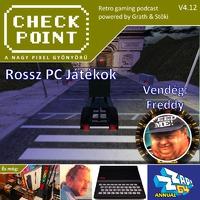 Checkpoint 4x12: A Rossz PC Játékok sorozat