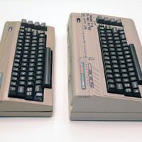 Két konzolban is feltámadhat a Commodore 64