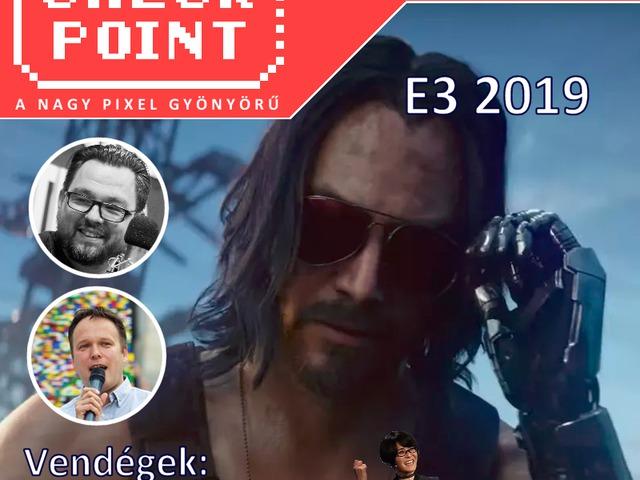 Checkpoint 5x11: E3 2019