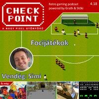 Checkpoint 4x18: Focijátékok