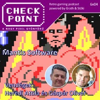 Checkpoint 6x04: Mantis Software