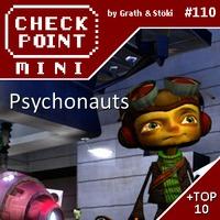 Checkpoint Mini #110: Psychonauts (+ a 10 legjobb játék, ami megjelenésekor nagyot bukott)