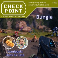 Checkpoint 5x10: Bungie
