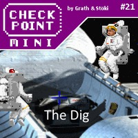 Checkpoint Mini #21 (és Kétheti Retro): The Dig